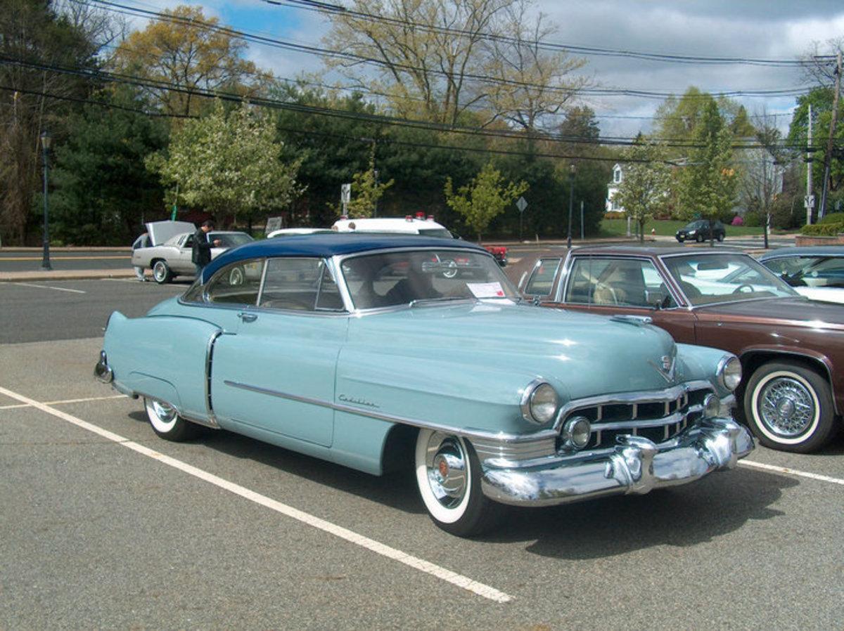 Photo courtesy Cadillac Club of North Jersey.