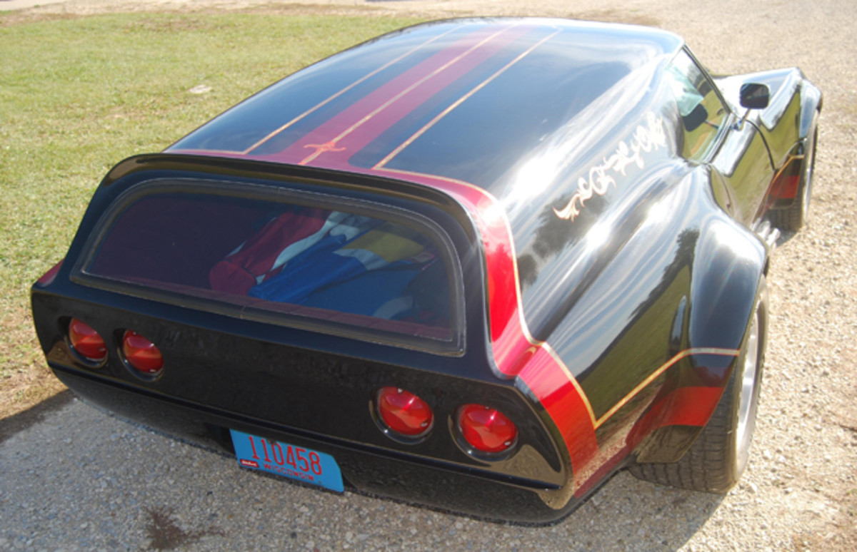 Who wouldn't want a wagon Corvette?