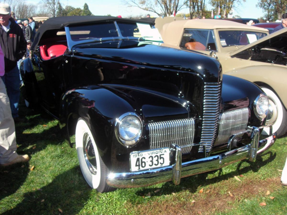 1940 Nash Special