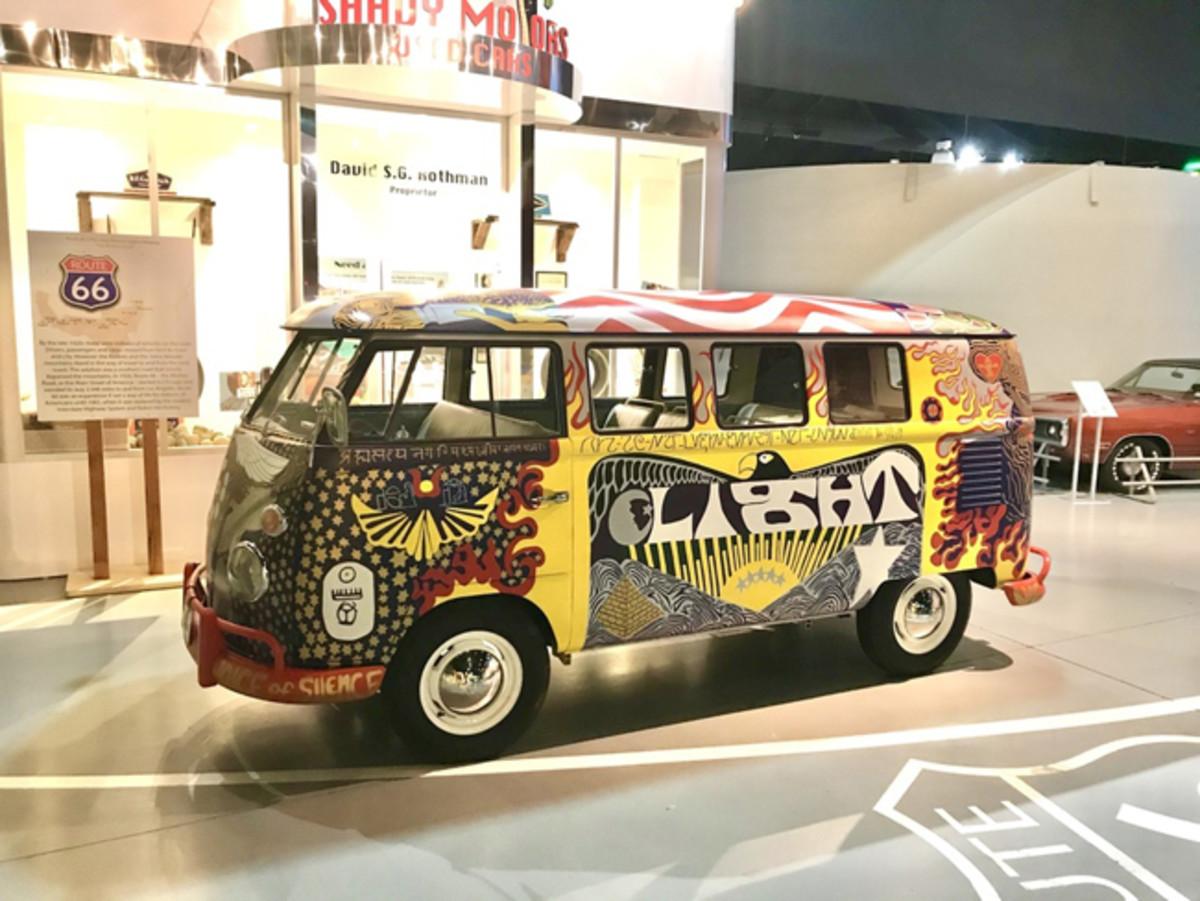 LIGHT the Woodstock Bus, © 2019 Robert R. Hieronimus