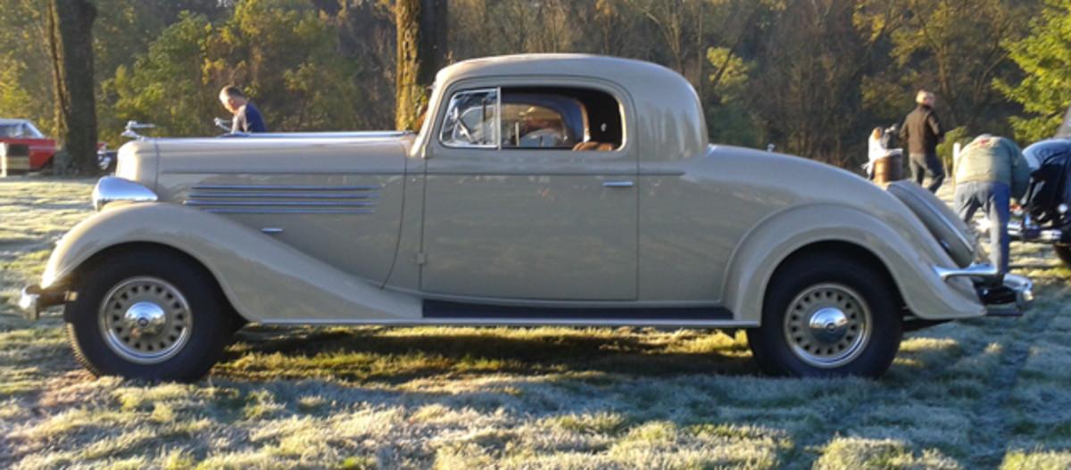 1934 Buick Series 90