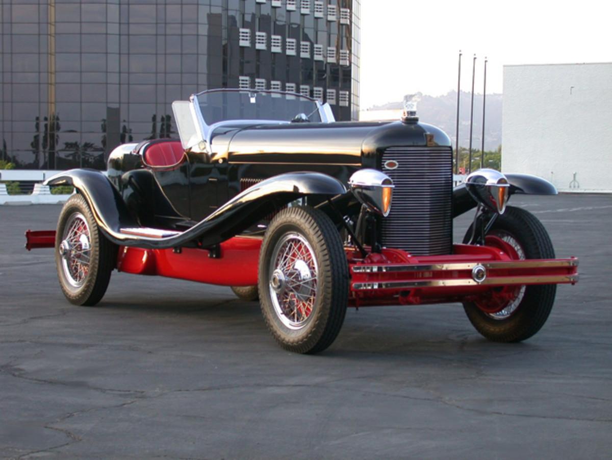 Photo - Classic Auto Show