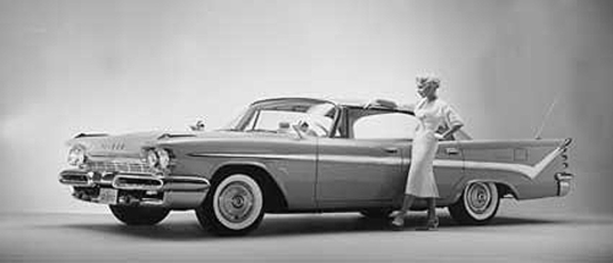 "In the ""good ol' days,"" hobbyists didn't have a worry in the world about motor oil. There were few choices when this 1959 DeSoto Firedome rolled off the assembly line."
