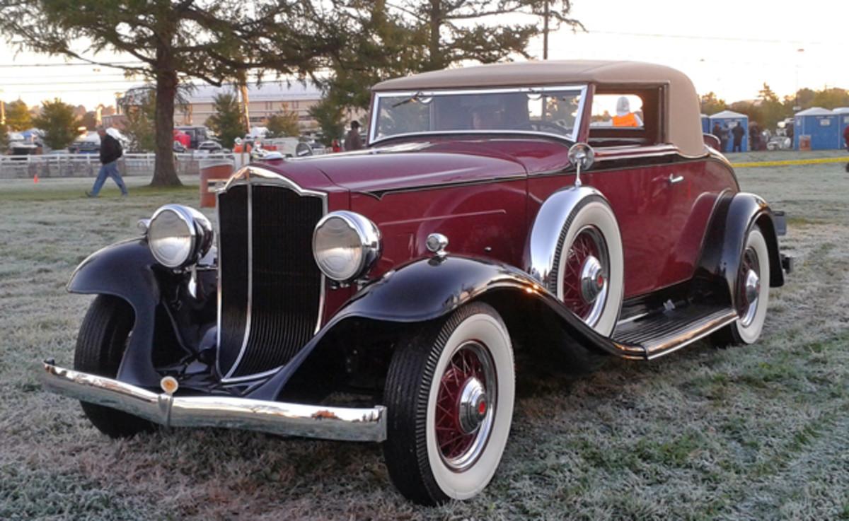 1932 Packard 900 Series