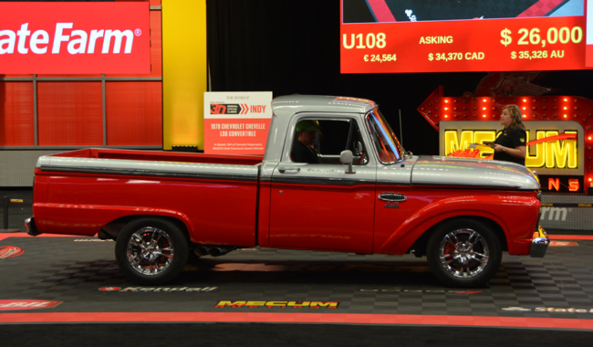 1965 Ford F-100 Shortbox
