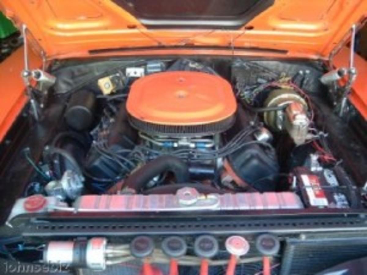 General Lee Engine