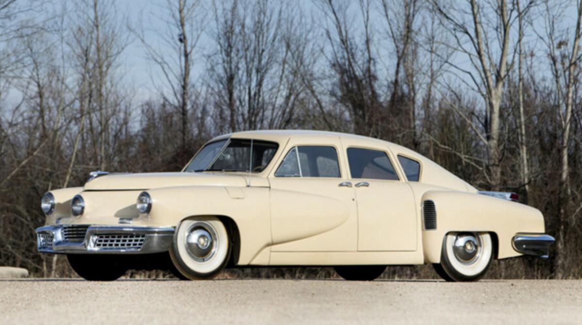 Photo courtesy of Bonhams Tupelo Automobile Museum Auction