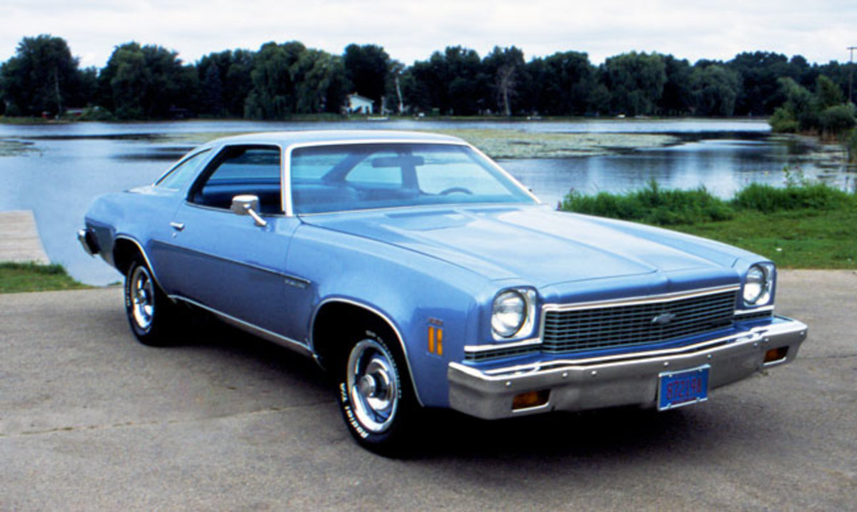 Car Of The Week 1973 Chevrolet Chevelle Old Cars Weekly