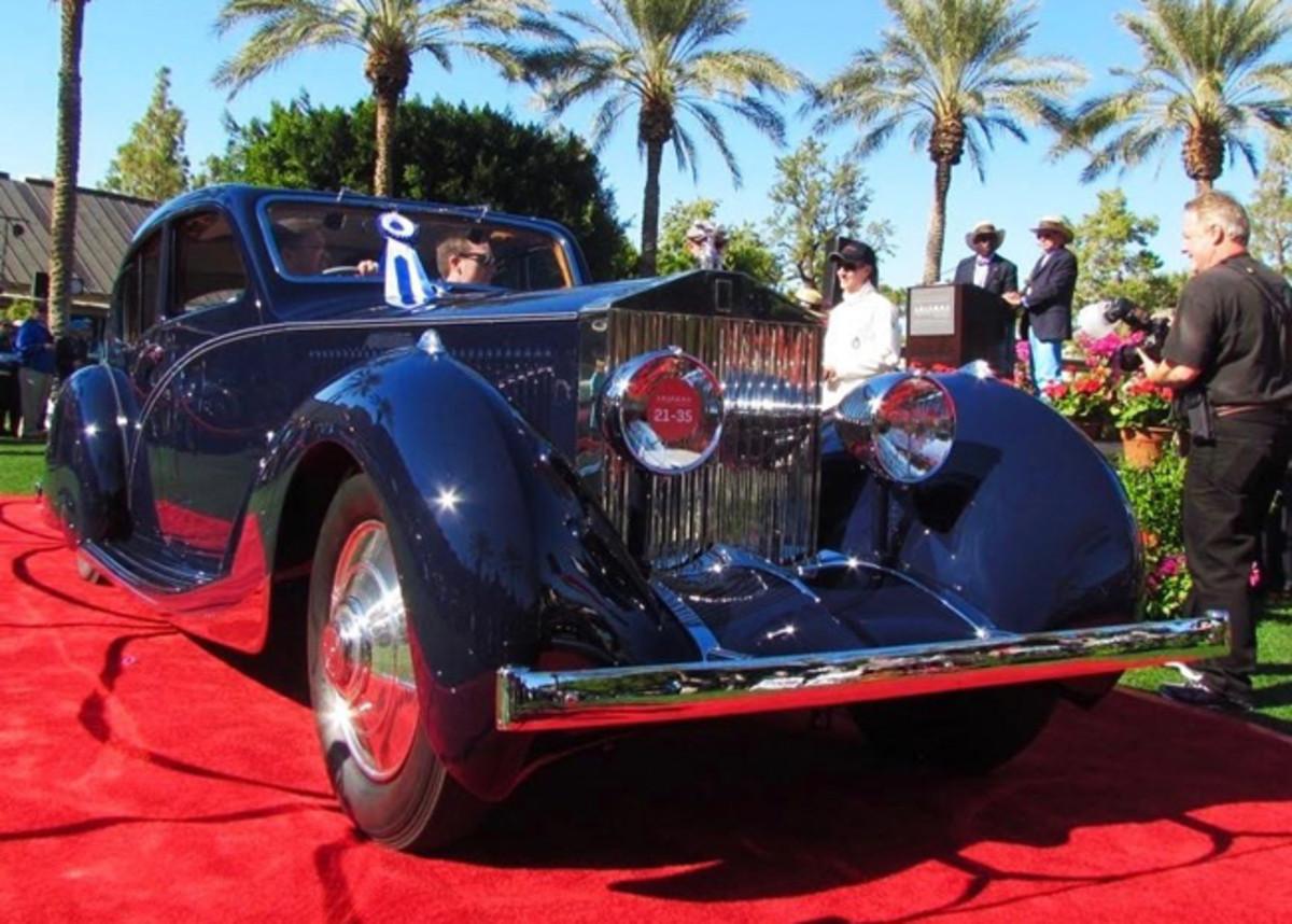 1931 Chrysler Imperial CG LeBaron - LArry Edsall photo