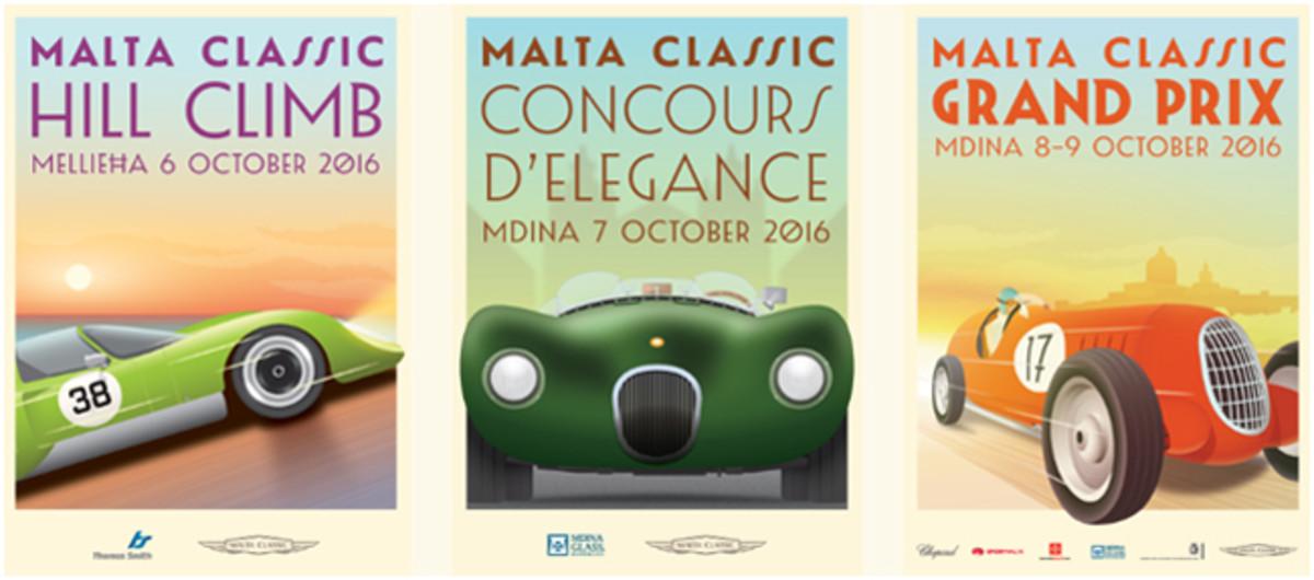 Malta posters