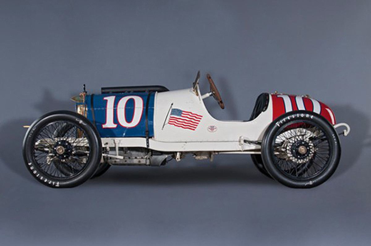 Indianapolis, Indiana USAIMS Museum Cars(c)2012, Walt Kuhn LAT Photo USA