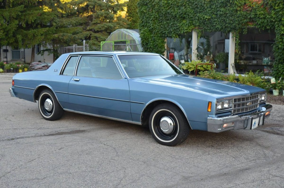 The National Impala Association was formed the year this 1981 Impala coupe was built, but the club never recognized the cars until now.