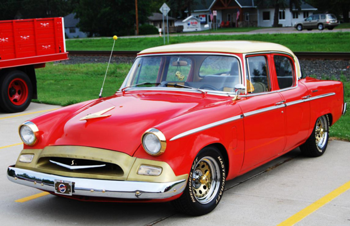 Originality takes a back seat to drivability in the Studebaker Drivers Club.
