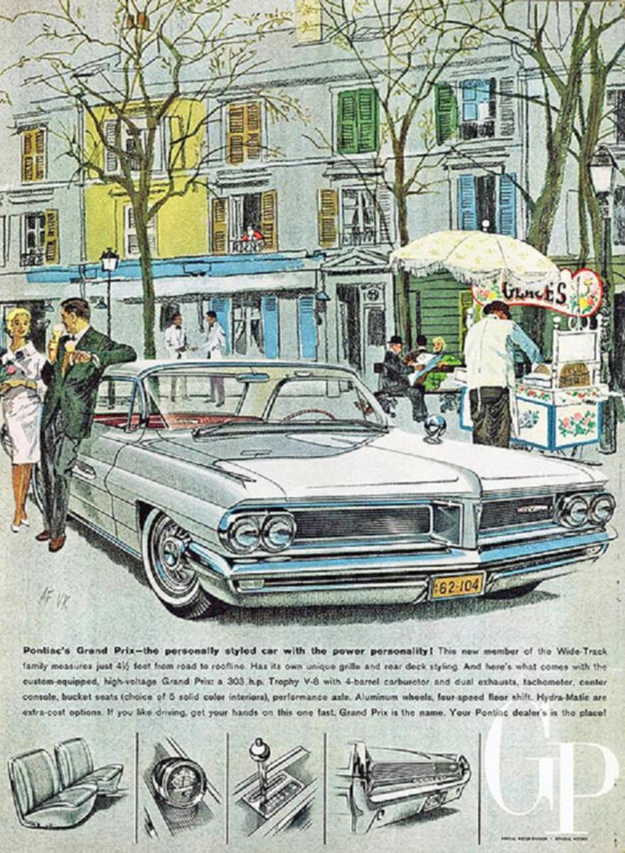 50 Years 1962 Grand Prix