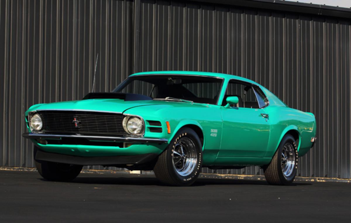 70 Mustang Boss