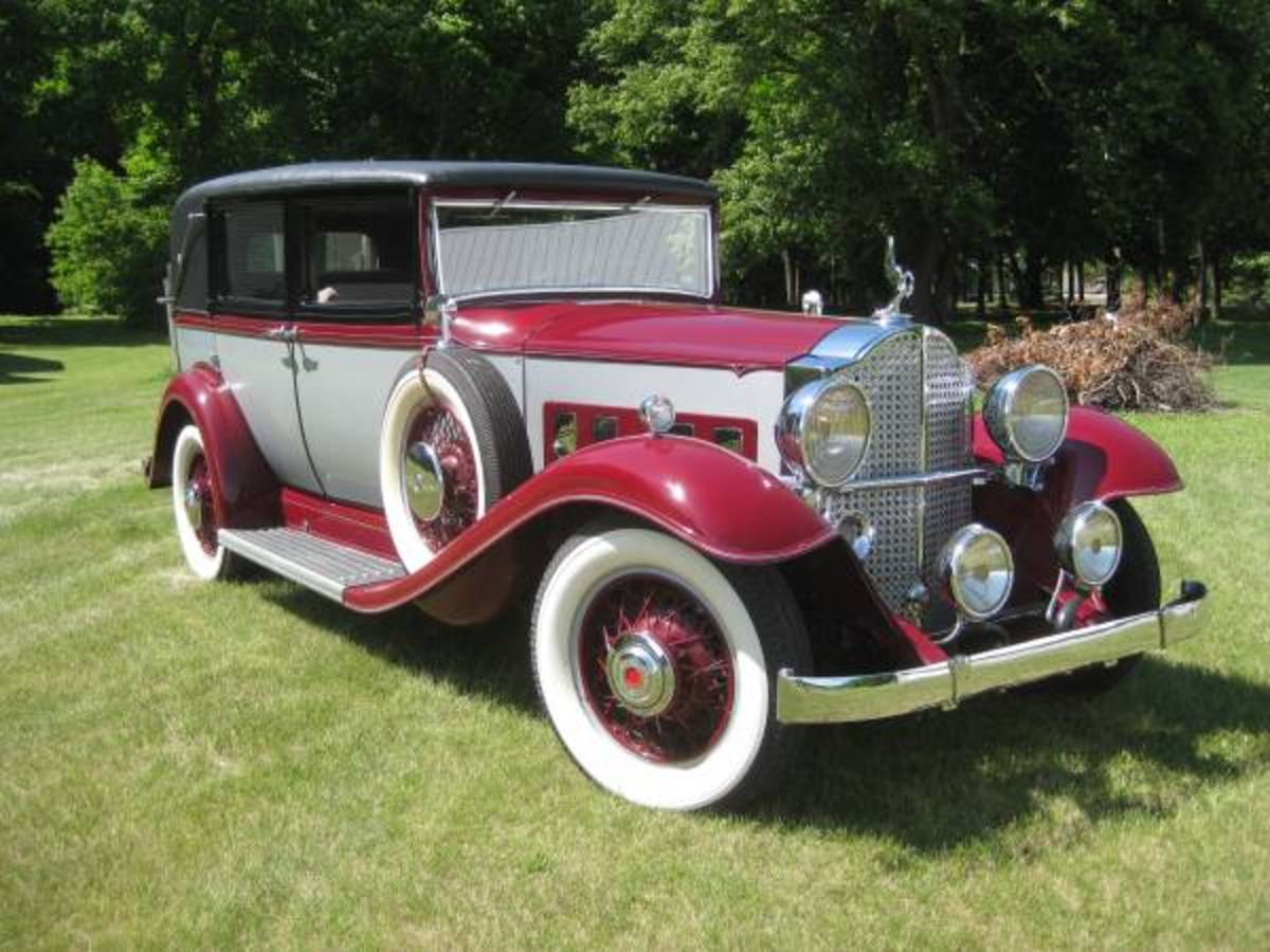 Packard for sale online for $38,000 seems like a good buy.