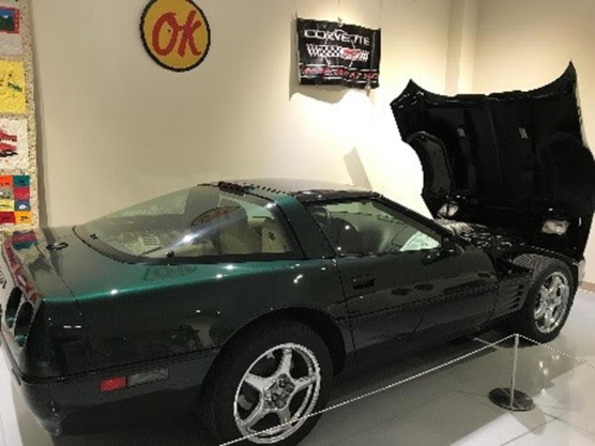 1994 Chevrolet Corvette C4 ZR1