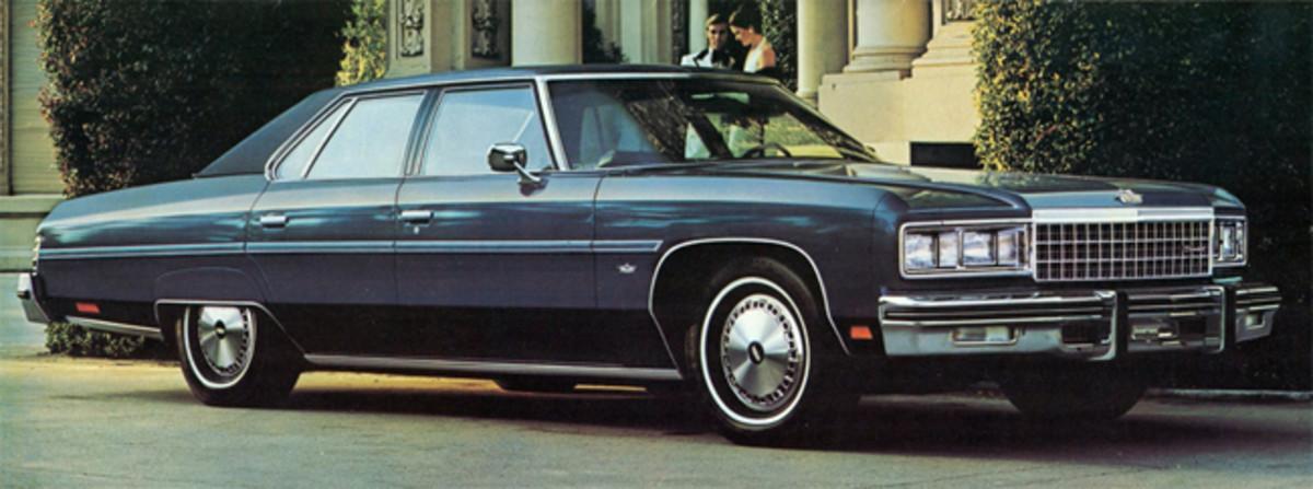 1976 Chevrolet Caprice 4-door