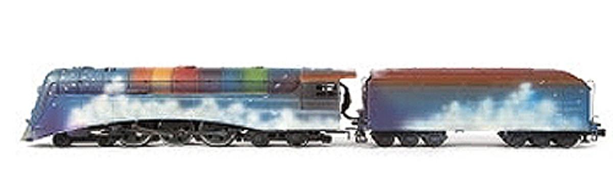 HORDE Tour Psychedelic Vanderbilt Hudson locomotive