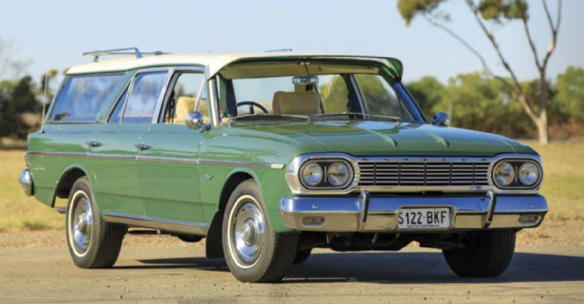 1964 AMC Rambler Classic Cross Country 660