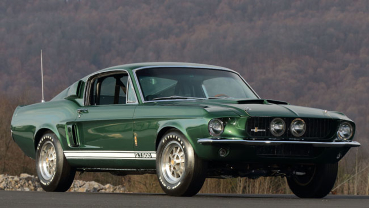 67 Shelby Fastback