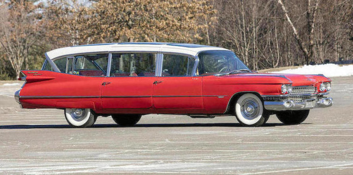 1959 Cadillac Broadmoor Skyview A