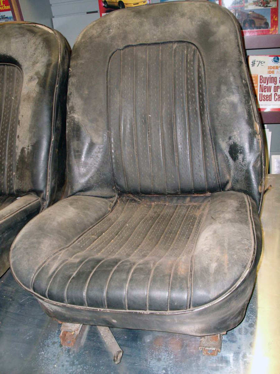 The TR250 is nice but the seats need a lot of work.