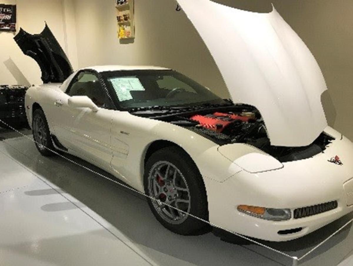 2001 Chevrolet Corvette C5 Z06