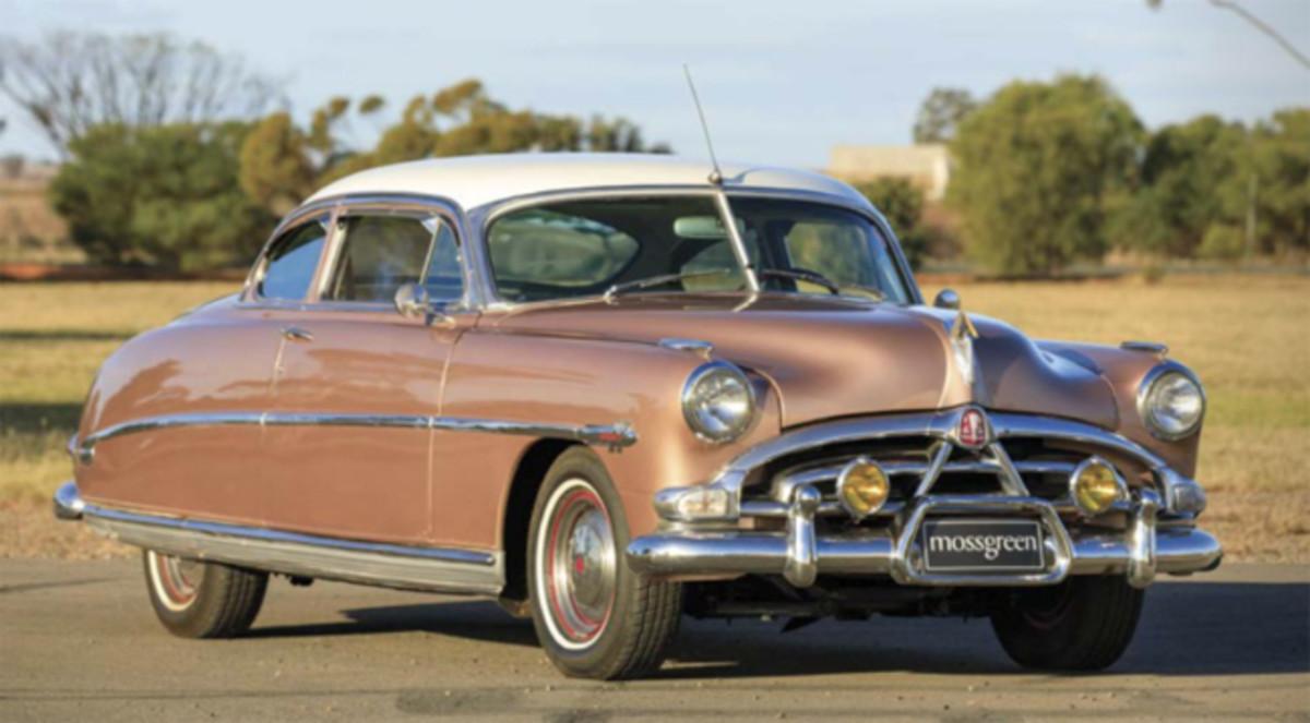 1952 Hudson Hornet Club Sport Coupe Model 7B