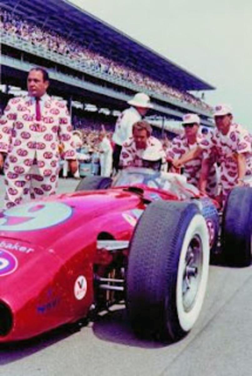 The STP suits were a terrific promotional item.