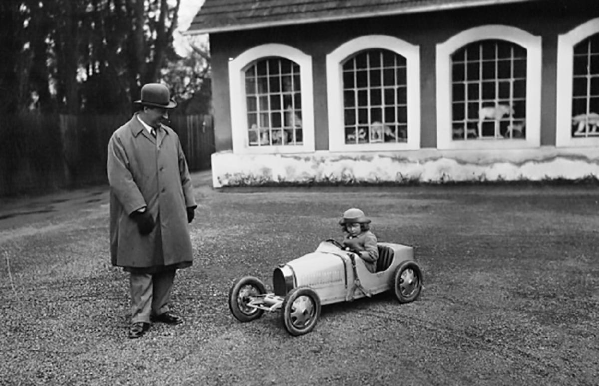 Photo - Bugatti