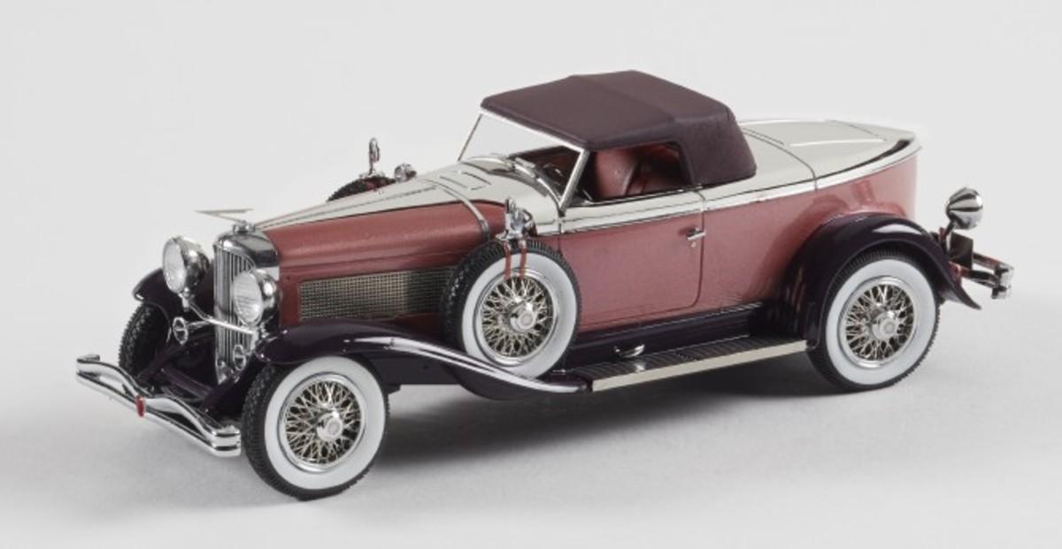GFT15 Duesenberg Murphy Automodello