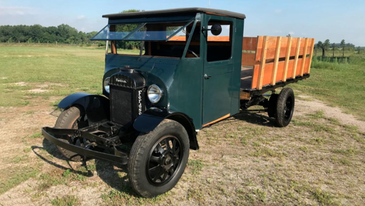 1926 Fordson Prototype. Photo - Mecum Auctions