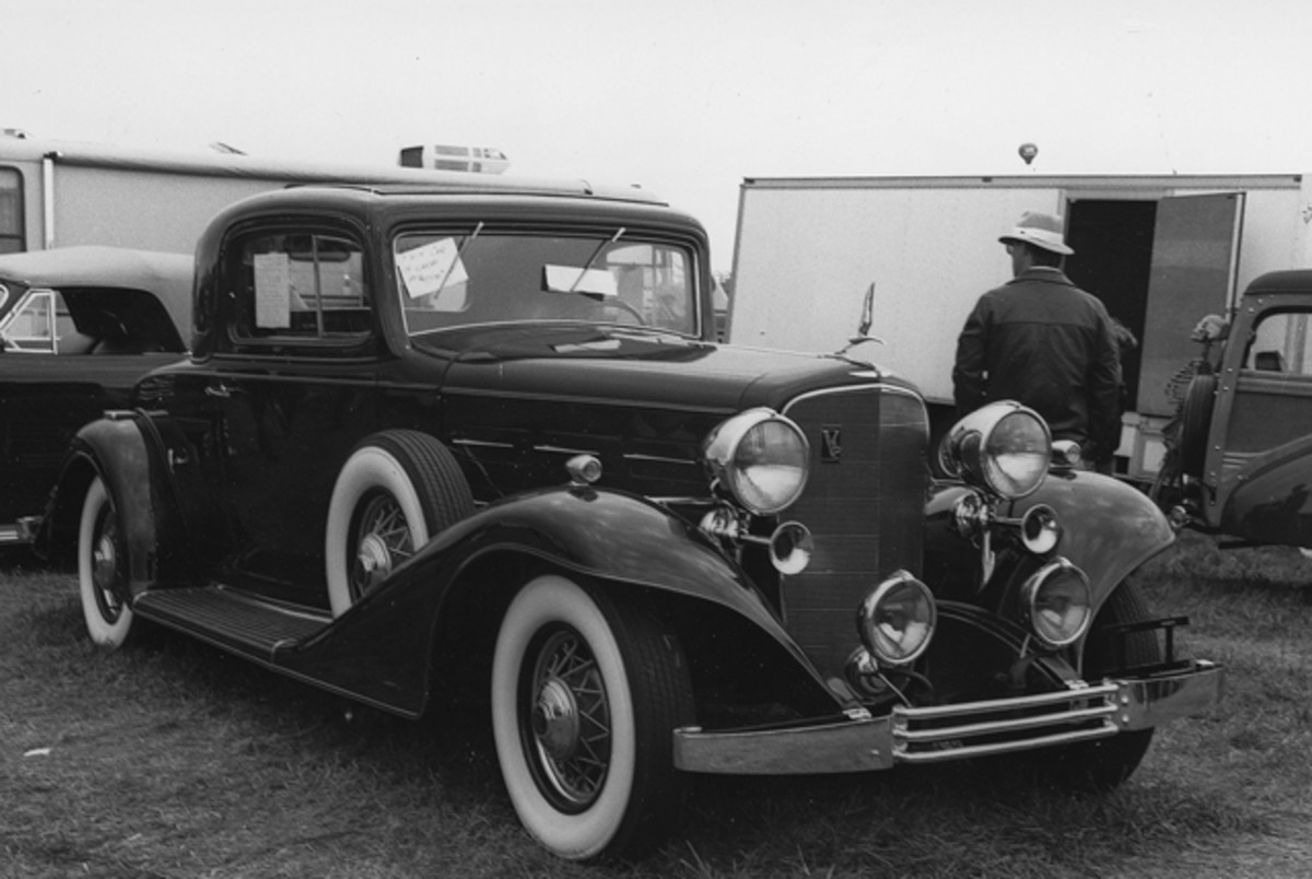 Cadillac prices have been playing catch up to other luxury marques, such as Packard and Peerless.
