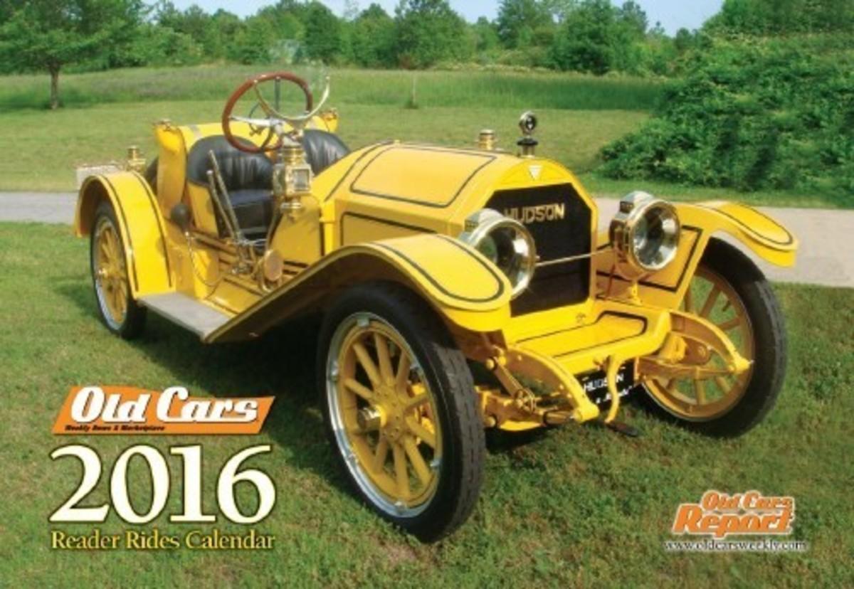 GFT15 2016 old cars calendar