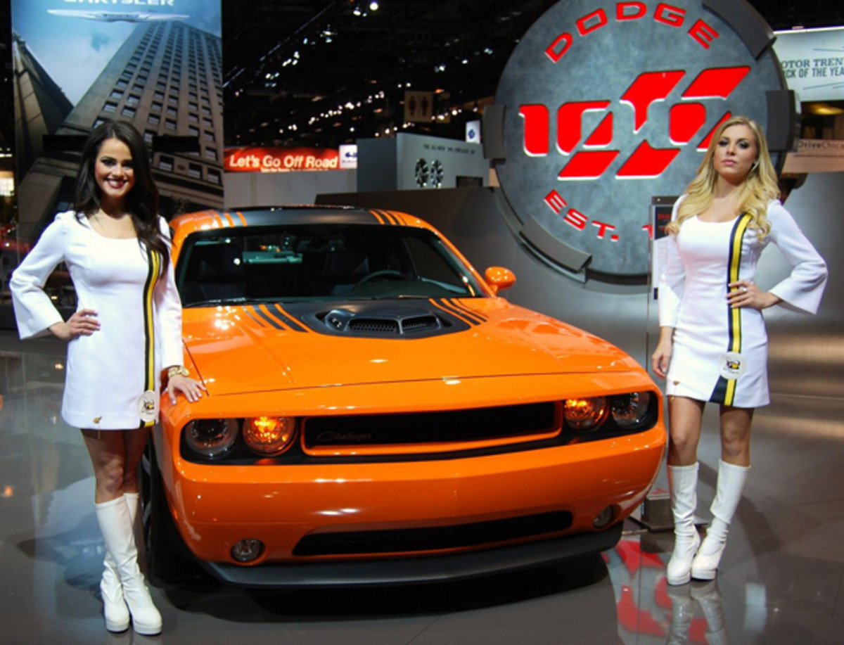 With the Dodge Boys back it was natural for the Dodge girls to follow.