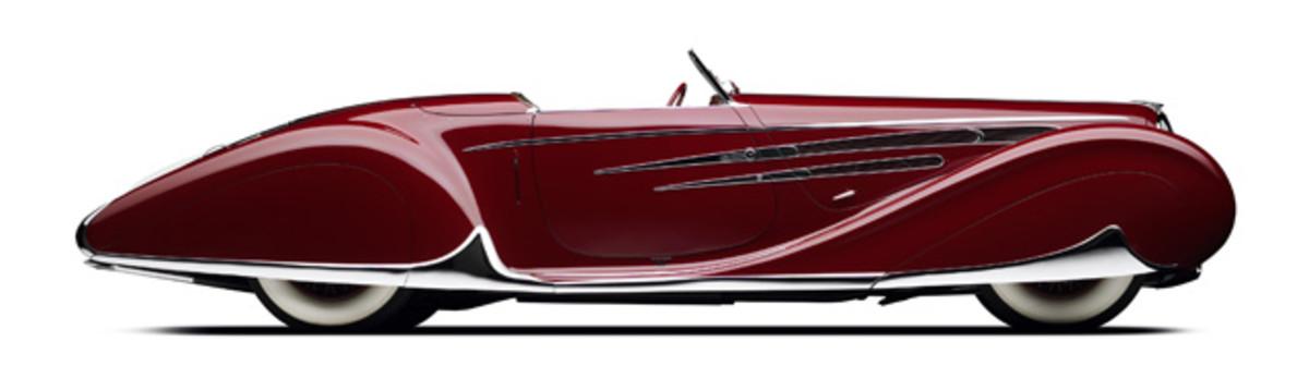 1939 Delahaye 165.