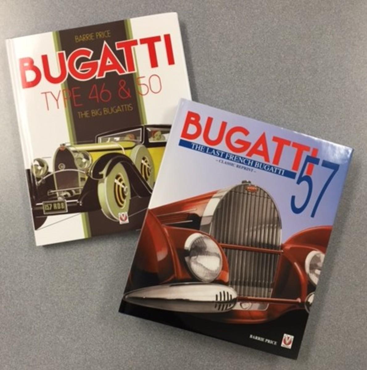 GFT15 Bugatti Type 46 50 57