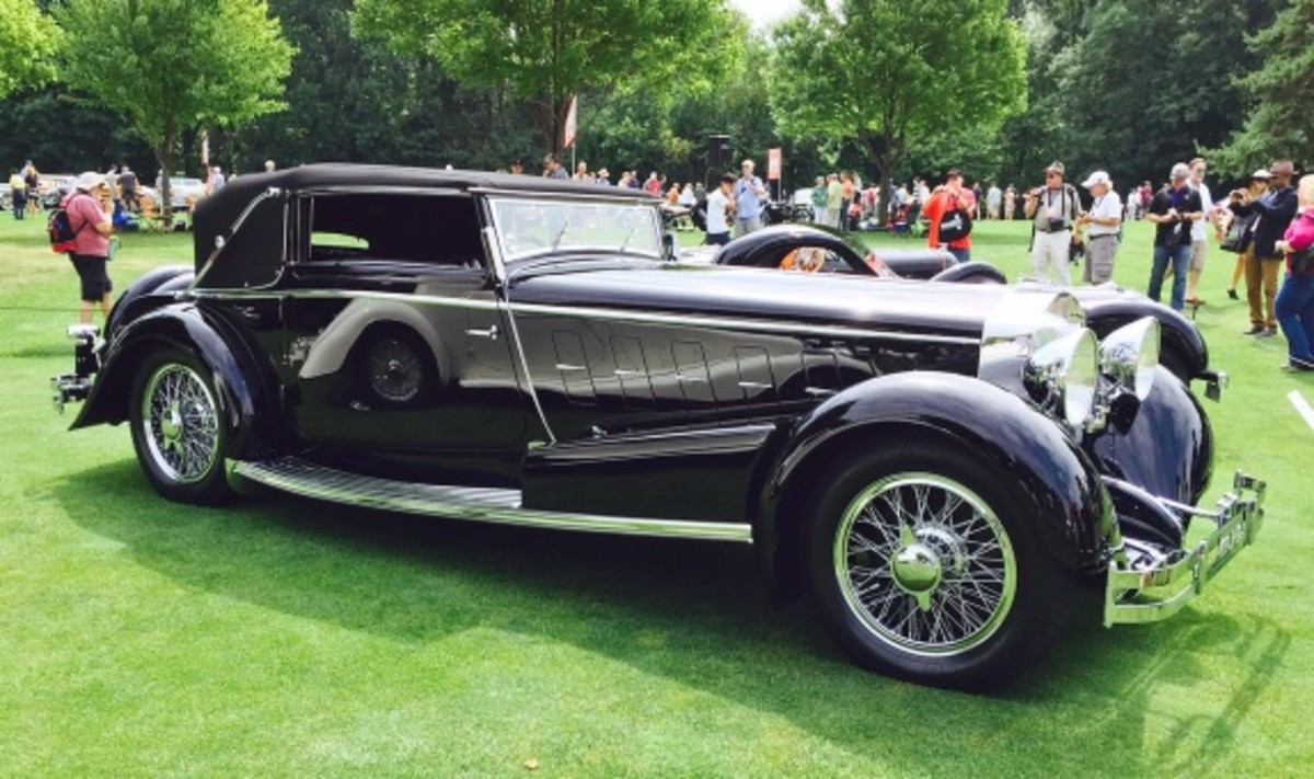LR 1924 Isotta Fraschini Tipo 8A