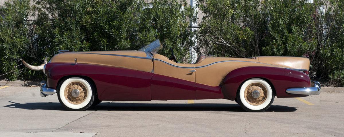1932 Duesenberg Model J LWB Custom Speedster.