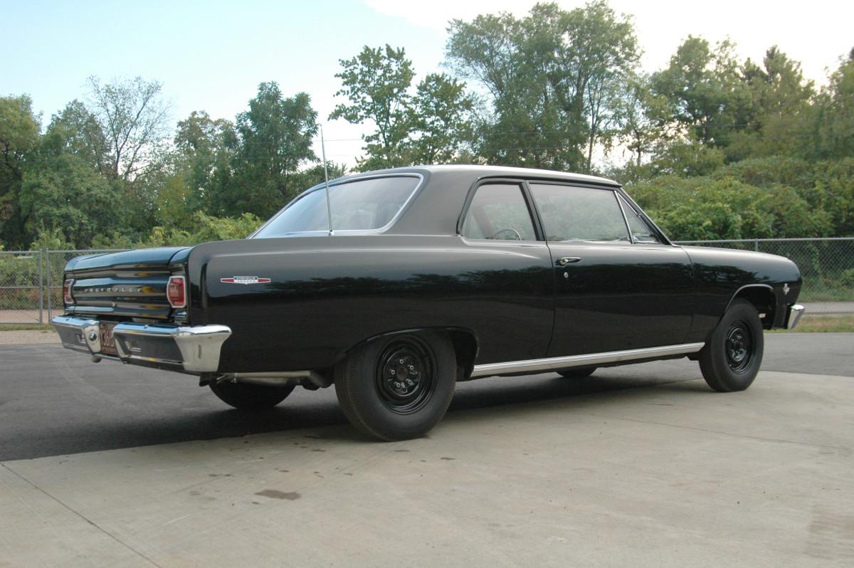 1965 Chevelle 5