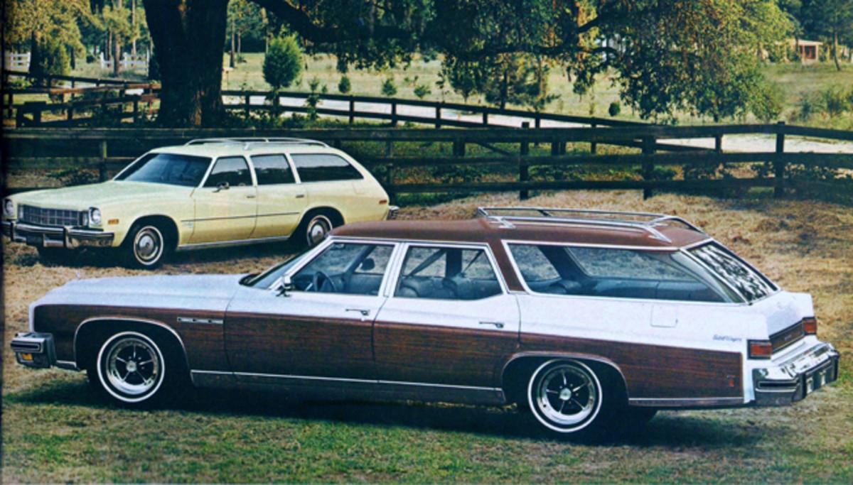 1975 Buick Estate Wagon