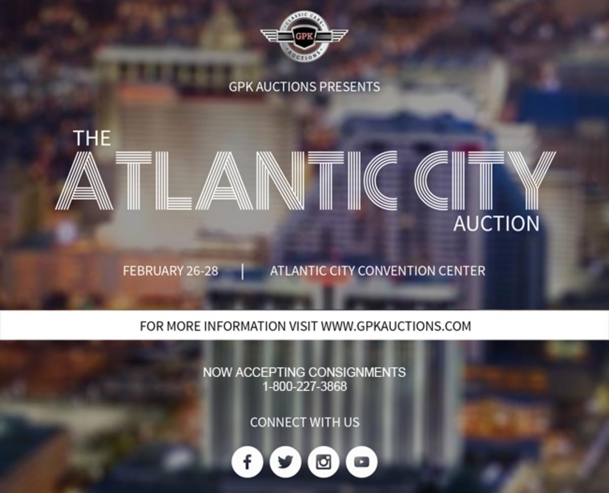 Atlantic City Auction