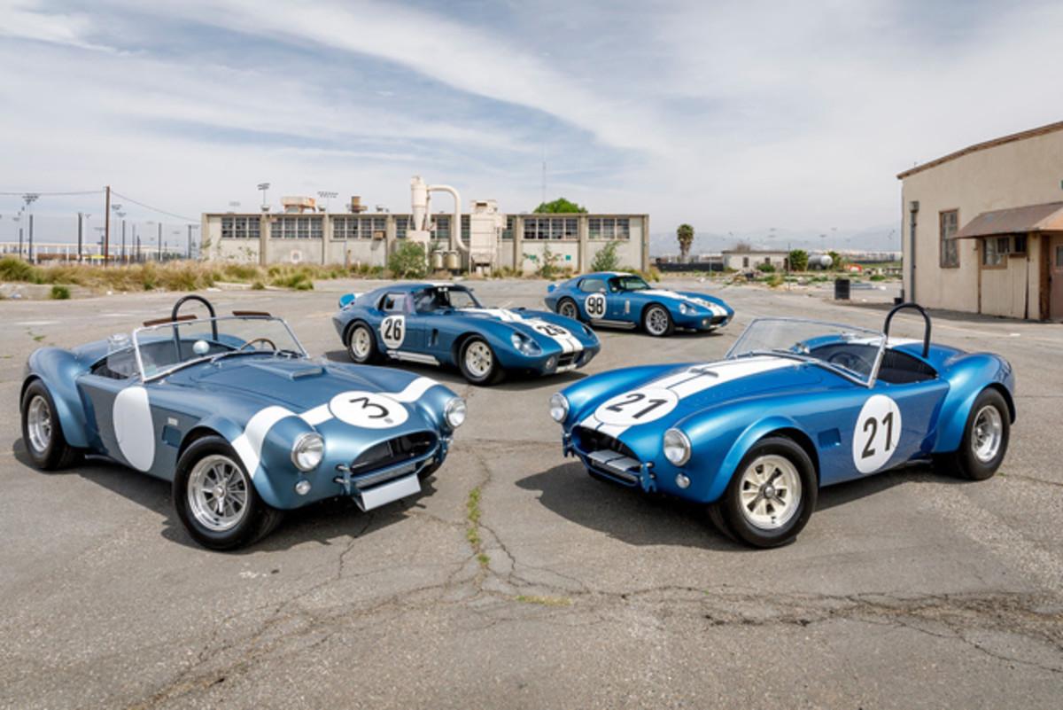 Photo - Shelby Legendary Cars
