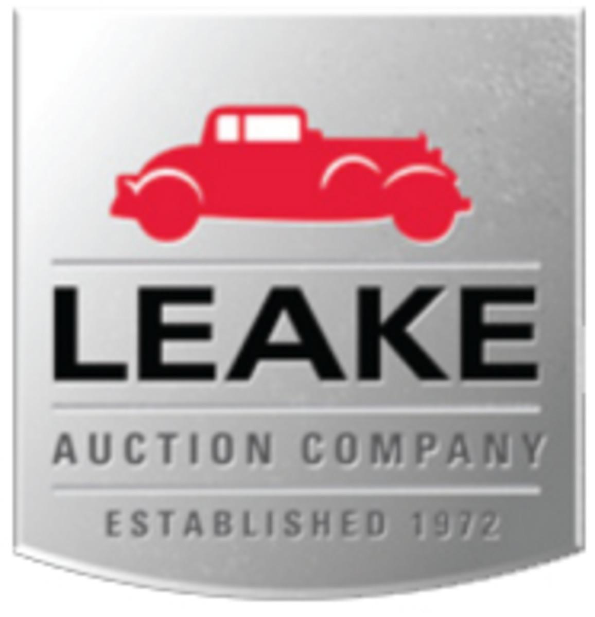 Leake logo