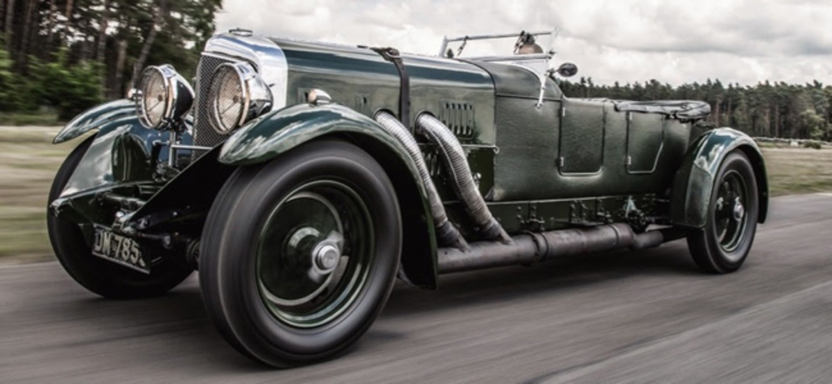 Photo courtesy of Pebble Beach Concours d'Elegance
