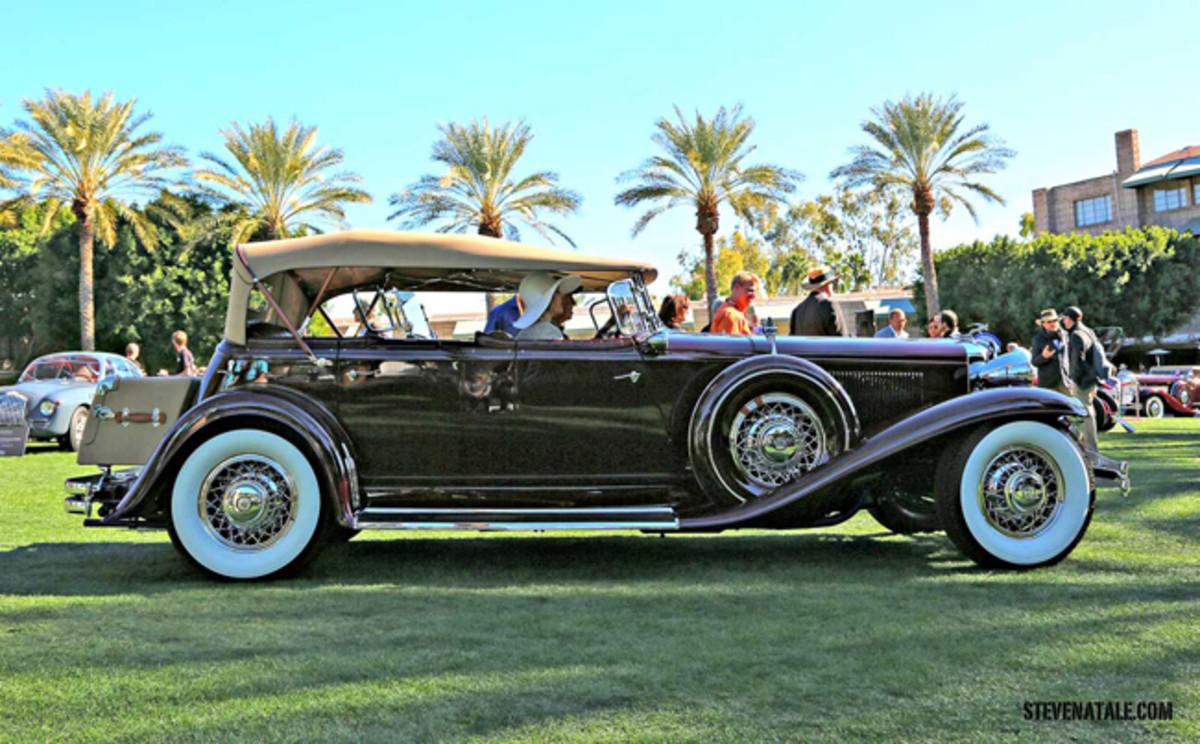1931 Chrysler CG Imperial - Hillsborough Concoursd'Elegance