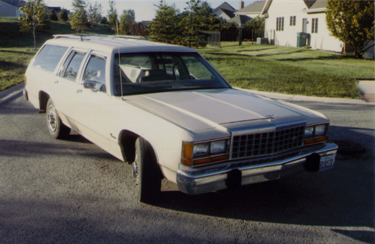 "Young hobbyist Corey Toth loves wagons, and his first was a 1984 Pontiac Parisienne. He followed it up with something more unique — a replica of the ""Family Truckster"" featured in the film ""National Lampoon's Vacation."""