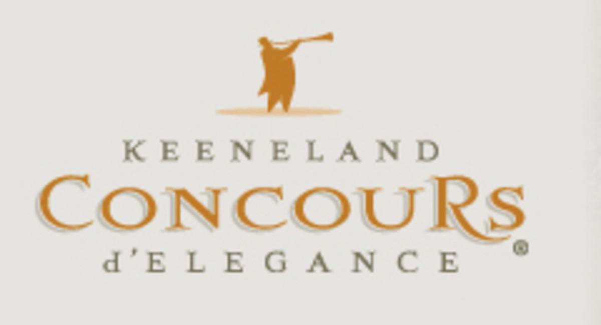 Keeneland Concours Logo