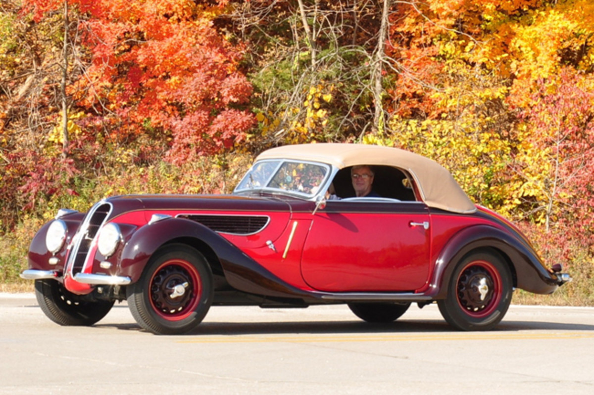 1939 BMW Cabriolet